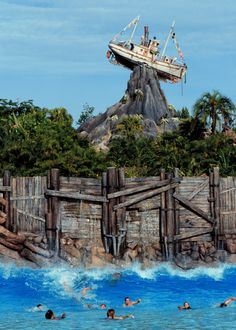The Miss Tilly at Disney's Typhoon Lagoon at Walt Disney World