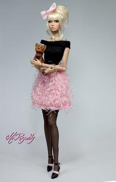 poppy parker by Mr Royalty Barbie Style, Barbie Fashion Royalty, Fashion Dolls, Hijab Fashion, Fashion Fashion, Korean Fashion, Fashion Ideas, Fashion Dresses, Barbie Dress