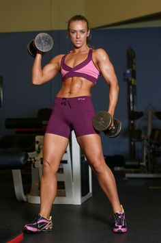 Fitness Beauty   Tiffany Forni