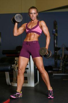 Fitness Beauty   Tiffany Forni