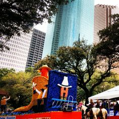Houston Rodeo Parade by @ofonsecamd
