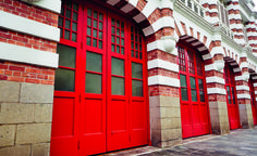 Celotex high performance insulation was specified for an innovative redevelopment programme of 11 fire stations in Staffordshire