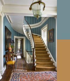 Decorating Color Palette Inspiration From Miles Redd | POPSUGAR Home