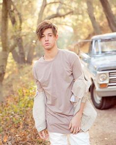 Cameron Dallas is so handsome in this new photoshoot