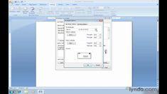 How to print envelopes in Microsoft Word | lynda.com tutorial