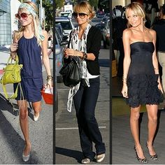 Nicole Richie....luv her style especially when she does Bohemian.