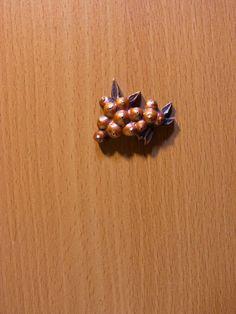 ナナカマド金具  Metal Ornament of Rowan.