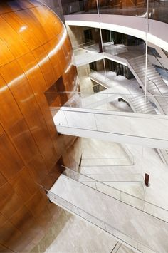 The Danish Opera house in - -