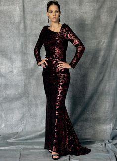 Vogue Sewing Pattern V1475 misses de vestido