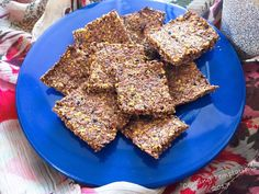 Crack crack cracker! My favorite snack ever. Oops, I'm rhyming now :P Last month, I did a lot of experiments with flaxseeds. Some turned out good, and some needed improvements. In fact, I eve…