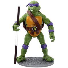 Tortugas Ninja - Figura articuladas: Amazon.es: Juguetes y juegos