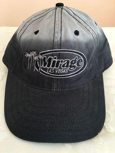 Mirage Las Vegas Baseball Cap Souvenir Palm Tree Hotel Casino Adjustable  Hat New… Boné De 57e47063073