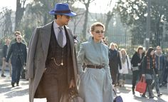 """""""Street style from Pitti Uomo A/W '15 - GQ.co.uk"""""""