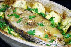 Terapia do Tacho: Perca assada no forno com cerveja (Oven baked beer perch)