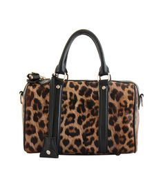New Arrive 2013 female bags cowhide vintage leopard print for BOSS bag genuine leather women's handbag Free Shiping-inOthers from Luggage & Bags on Aliexpress.com $79.90