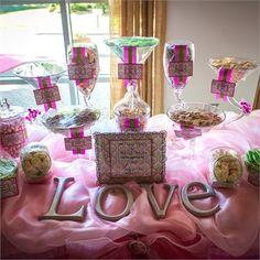 Candy Table Photos