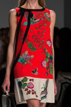 Andrew Gn, Spring 2016 - The Prettiest Runway Details of Spring 2016 - Photos