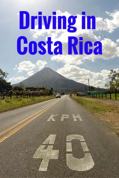 Renting a car for your trip to Costa Rica? You'll want to check out these driving tips. Info on road conditions, signage, washouts and landslides, driving at night, accidents, and keeping your valuables safe.