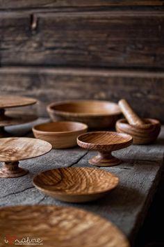 i love nature kitchen utensils #Woodenbowls