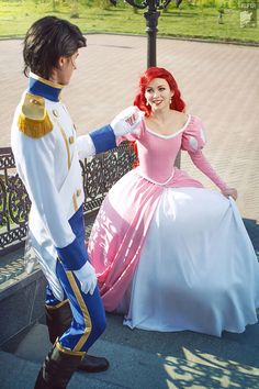 Some of the best Disney Cosplay I've ever seen!