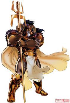 Odin #Marvel: Avengers Alliance