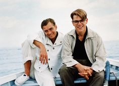 'The Talented Mr. Ripley' style was on another level.