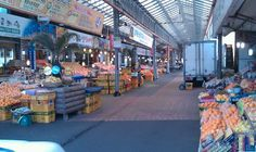 Jeju Dongmun Traditional Market in 제주시, 제주특별자치도