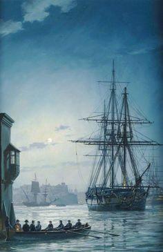 Treasons Harbour - Geoff Hunt