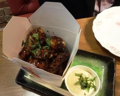 Chicken wings at Rikhards - reijosfood.com