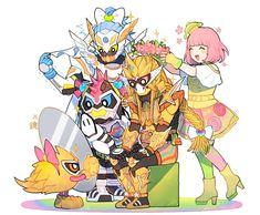 Kamen Rider Ex Aid, Kamen Rider Decade, Kamen Rider Zi O, Kamen Rider Series, Mighty Action X, Iron Man Wallpaper, Time Cartoon, Mecha Anime, Kawaii Chibi