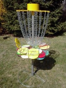 "Explore Disc Golf is proud to offer a variety of equipment rentals! From discs and baskets to the package deal of Mobile Disc Golf Experiences --- we believe that you can ""try it before you buy it"" to see if disc golf works at your location. Our Mobile Disc Golf Experiences have been in high demand at multiple events as we design, install and remove a 3-9 hole course and provide disc golf education and free disc rentals to patrons."