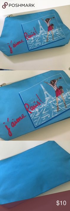 Lancôme Makeup Bag Brand new Lancôme makeup pouch. Lancome Bags Travel Bags