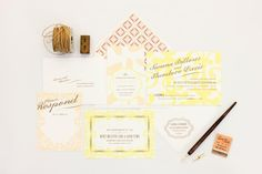 Invitation suite! #LillyPulitzer #SouthernWeddings