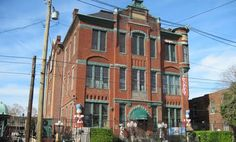 Joe Ley Antiques,615 East Market Street,  Louisville. Also great antique stores, like The Crazy Daisy (1430 Mellwood Avenue) and Goss Avenue Antiques (946 Goss Avenue),
