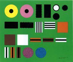 1stdibs | Patrick Hughes - Liquorice Allsorts