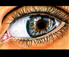 Eyes P/ Ana Clara desenho no gartic feito por _Sazon_