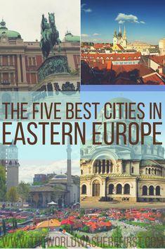 Belgrade, Serbia | Sarajevo, Bosnia & Herzegovina | Tirana, Albania | Sofia, Bulgaria | Zagreb, Croatia