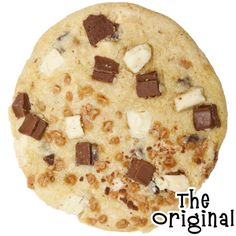 Customers can buy and send gourmet cookies. Yo' Dough provides cookie delivery services all Canada and the USA. Gourmet Cookies, Fun Cookies, Cookie Delivery, Chocolate Chip Cookies, The Originals, Sweet Stuff, Breakfast, Desserts, Food