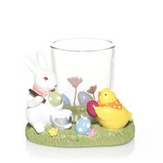 Easter Accessories : Votive Holder : Yankee Candle