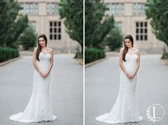 the amazing Sophia Tolli Maeve dress (Style Y11652) - a lace wedding dress with full misty tulle detachable skirt
