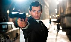 The Man from U.N.C.L.E. Trailer, Images & Poster: Henry Cavill