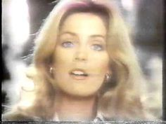 Meredith Baxter Birney 1977 Preference By L'Oreal Commercial - YouTube