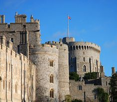 Castles, more than any other historic buildings, invoke images of times long past of medieval knights, long and bloody sieges, and the life of royalty.