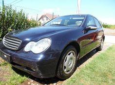 Mercedes C trieda 200 CDI Classic