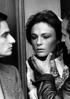 Francois Truffaut's DAY FOR NIGHT - Still the best movie about making a movie.