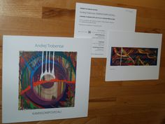 gallery catalog & invitation