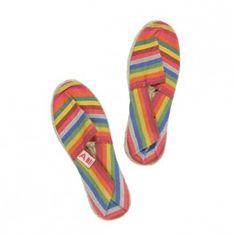 Espadrilles enfant #children #colour #shoes #summer #beach