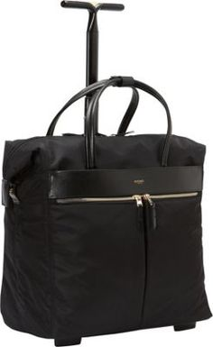 19 Quot Computer Laptop Bag Tote Duffel Rolling Wheel Padded