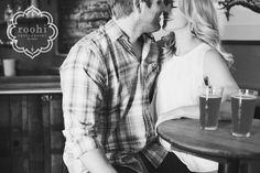Allie & Charlie, Dunedin Engagement Session, Tampa Engagement Photographer » Roohi Photography Blog