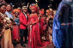 Generations Mazwi and Sphe's traditional wedding (Photos) - Sowetan LIVE Traditional Wedding Attire, African Traditional Wedding, Traditional Dresses, Traditional Weddings, Cute Wedding Dress, Wedding Looks, Wedding Wear, Wedding Dresses, African Fashion Ankara